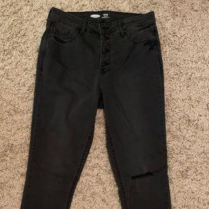 Old Navy Super Skinny Rockstar Jeans